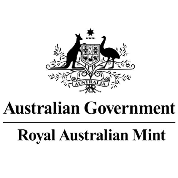 Royal Australian Mint Logo COLLECTORZPEDIA22 1
