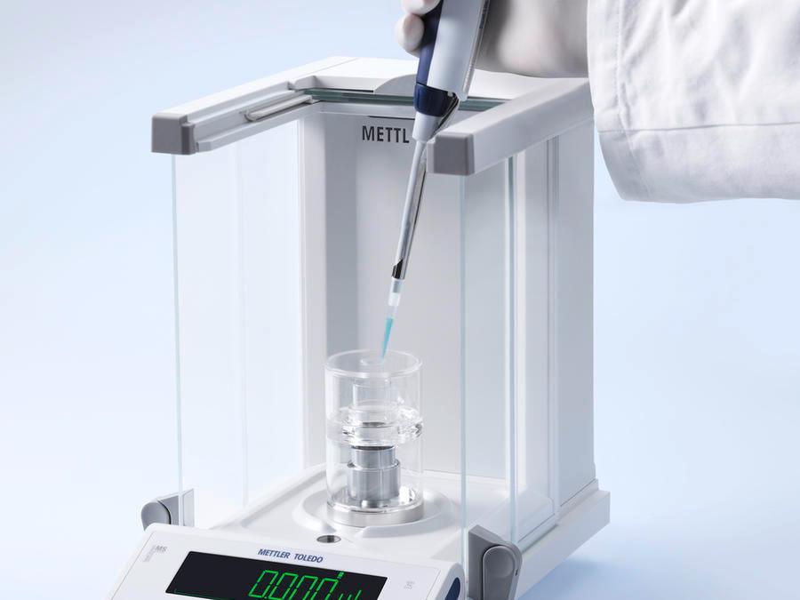 pipettes calibration